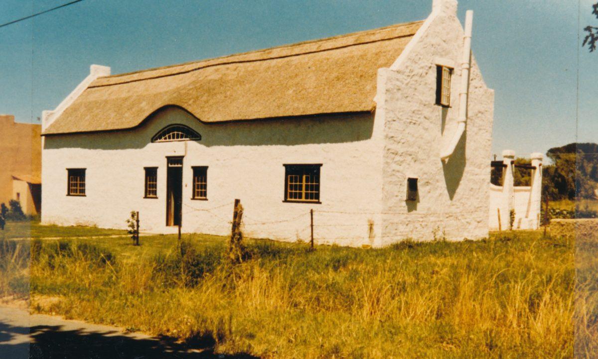 Aesthetic Design of Greyton's Buildings